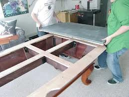 Pool table moves in Montgomery Alabama