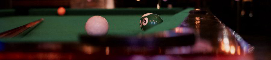 Montgomery Pool Table Recovering Featured
