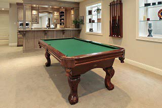 Pool Table Movers Montgomery SOLO Experienced Pool Table Installers - Pool table movers atlanta ga