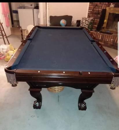 Solo Dothan Brunswick Pool Table 33