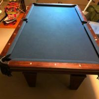 Pool Table & Ping Pong Table