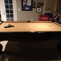 Westwood Billiards Table