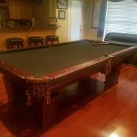 Winner's Choice Pool Table