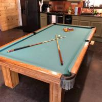 Pool table 9ft Gandy