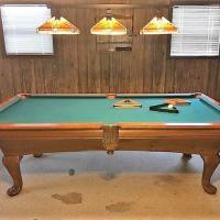 AMF Playmaster Pool Table