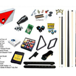 New Accessories for Billiard Tables